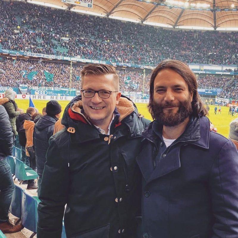 Plan A - Kanzlei für Strafrecht - Treffen in Hamburg für ein Compliance Konzept für Krankenhäuser mit Ausflug zum Fußball