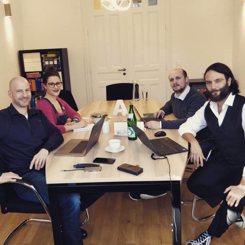 Plan A - Kanzlei für Strafrecht - in Düsseldorf - Besprechung zur Medienarbeit
