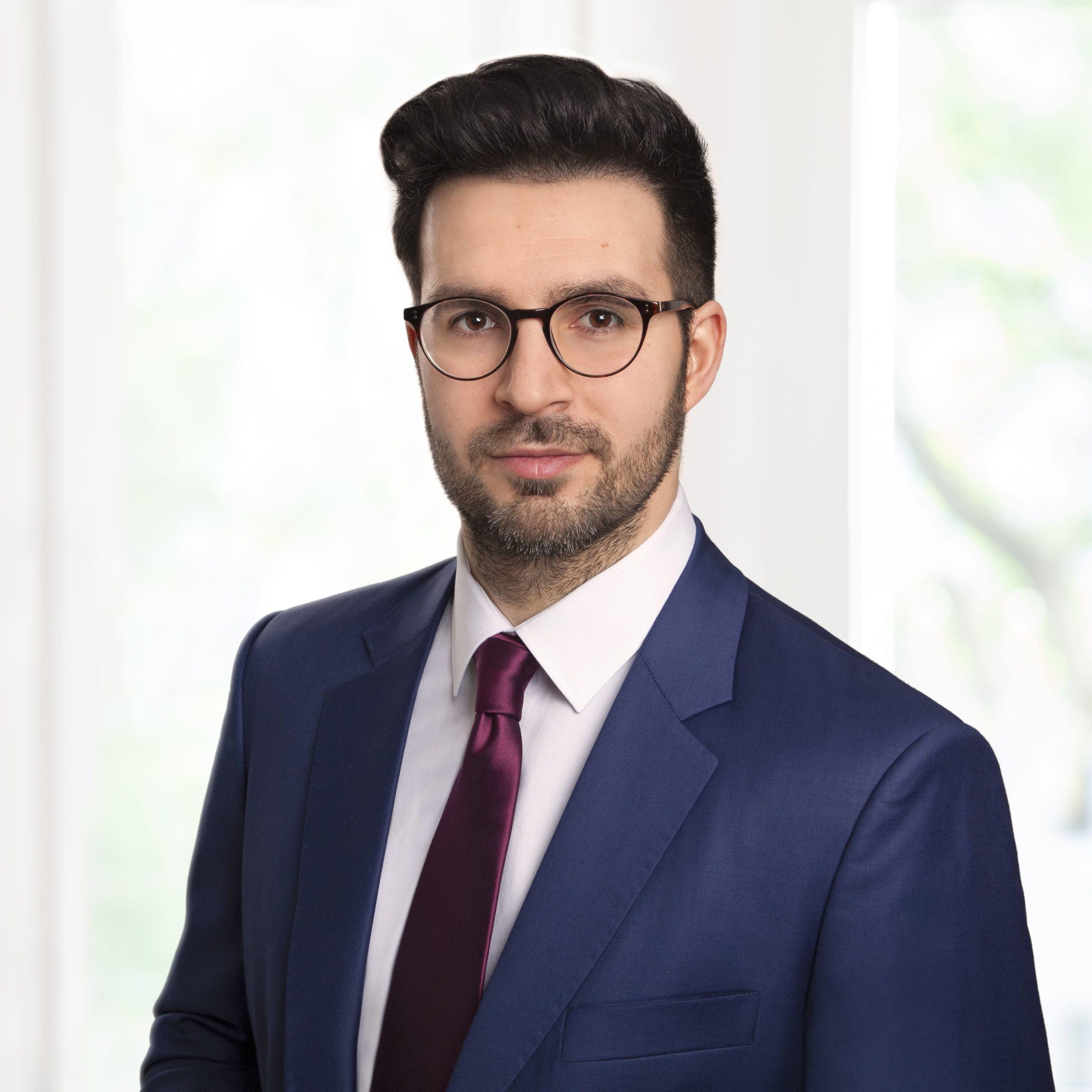 """Rechtsanwalt Murat Denizli von der """"Kanzlei Plan A"""" - Kanzlei für Strafrecht in Düsseldorf"""