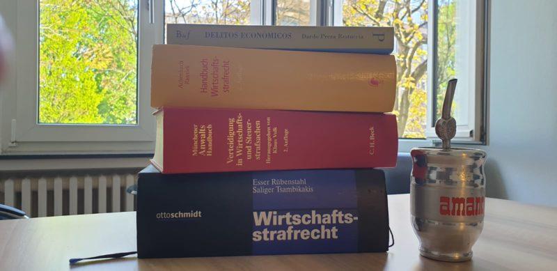Kanzlei für Strafrecht - Plan A im Wirtschaftsstrafrecht – Neuer Referentenentwurf für ein Verbandssanktionengesetz - Bücher zum Wirtschaftsstrafrecht
