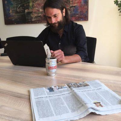 """Rechtsanwalt Dr. Ingo Bott von der """"Plan A - Kanzlei für Strafrecht"""" mit einer Stellungnahme in der Rheinischen Post vom 22.04.2020"""