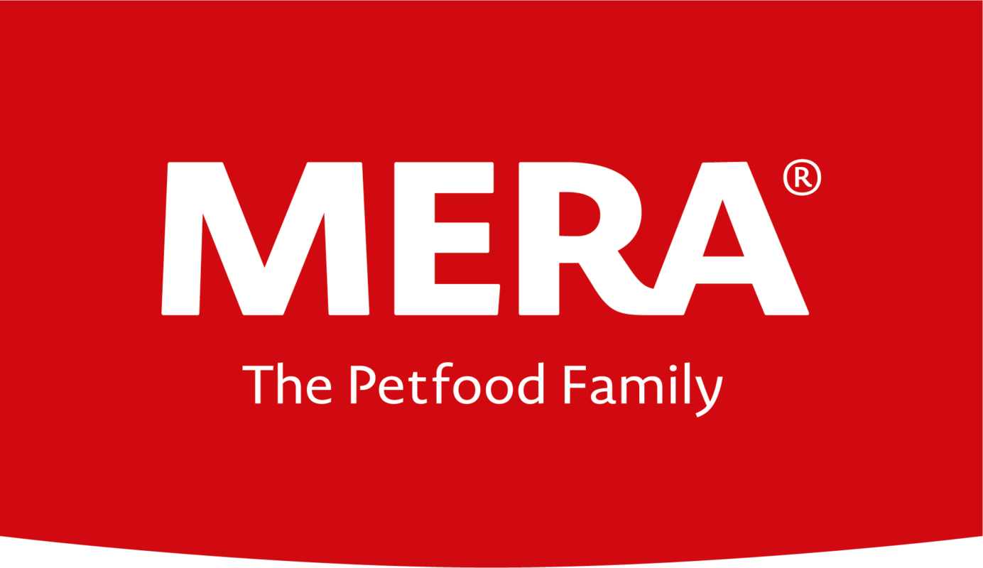 Logo Mera The Petfood Familiy