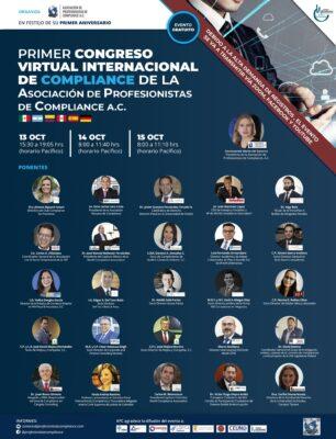 Plan A - Kanzlei für Strafrecht - Compliance-Vortrag von Rechtsanwalt Dr. Ingo Bott am 14.10.2020 (virtuell) in Mexiko